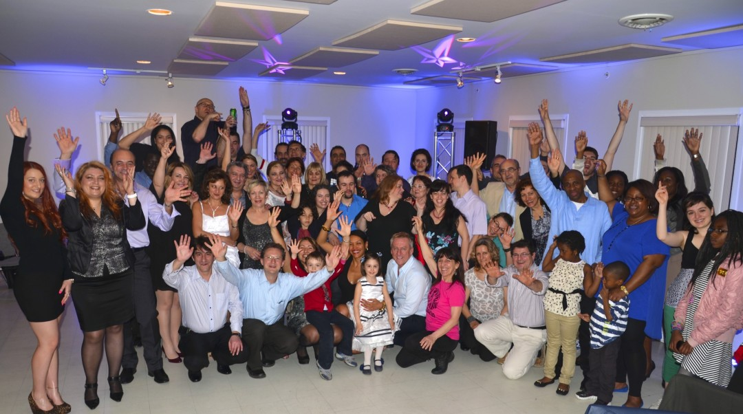 Liliana & Alex's B-Day