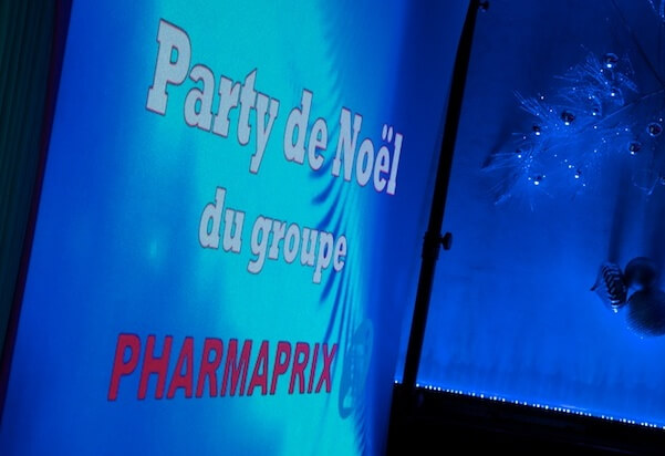 Pharmaprix's Christmas Party 2013