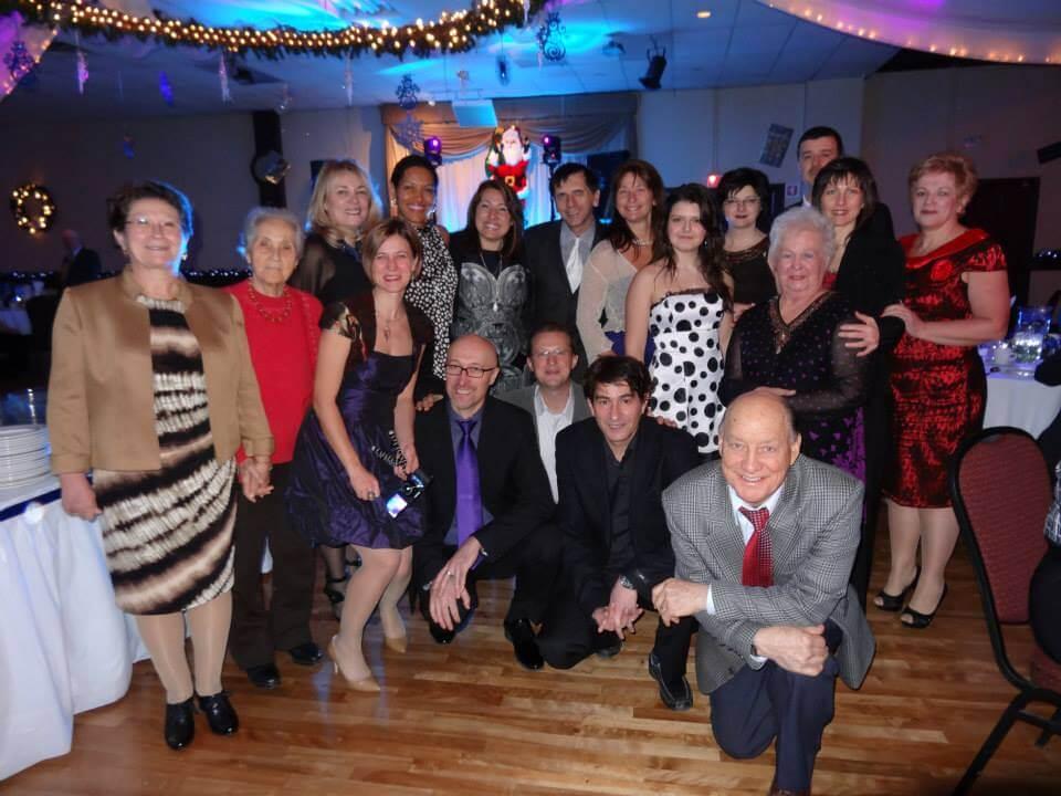 Usana's Christmas Party 2013
